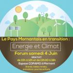 Visuel Forum COPAMO Energie et climat du 4 juin