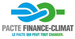 Logo pacte Finance-Climat_